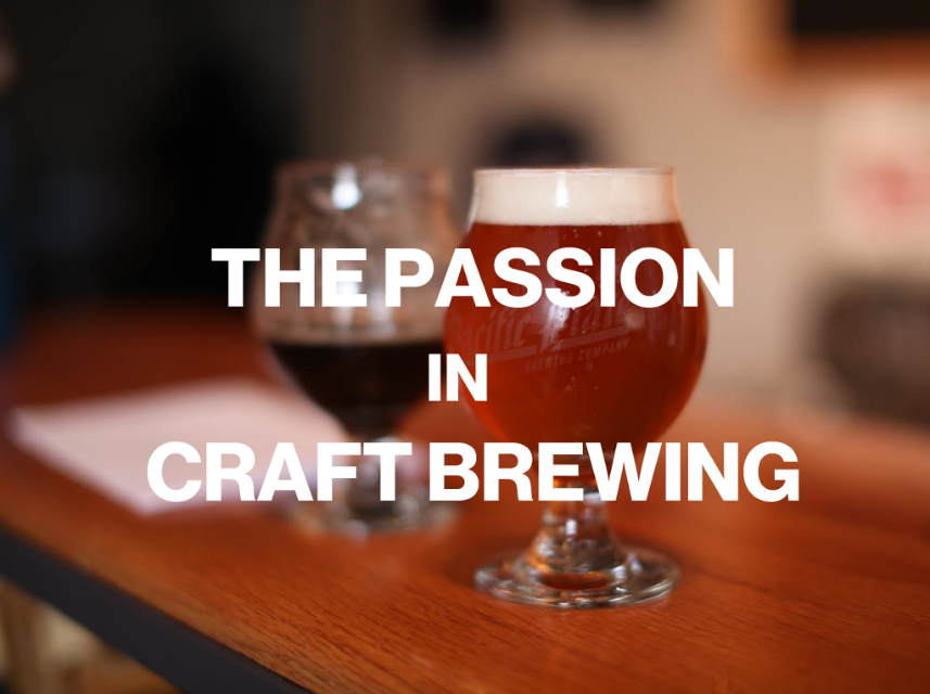 RESEARCH -  craft brewers