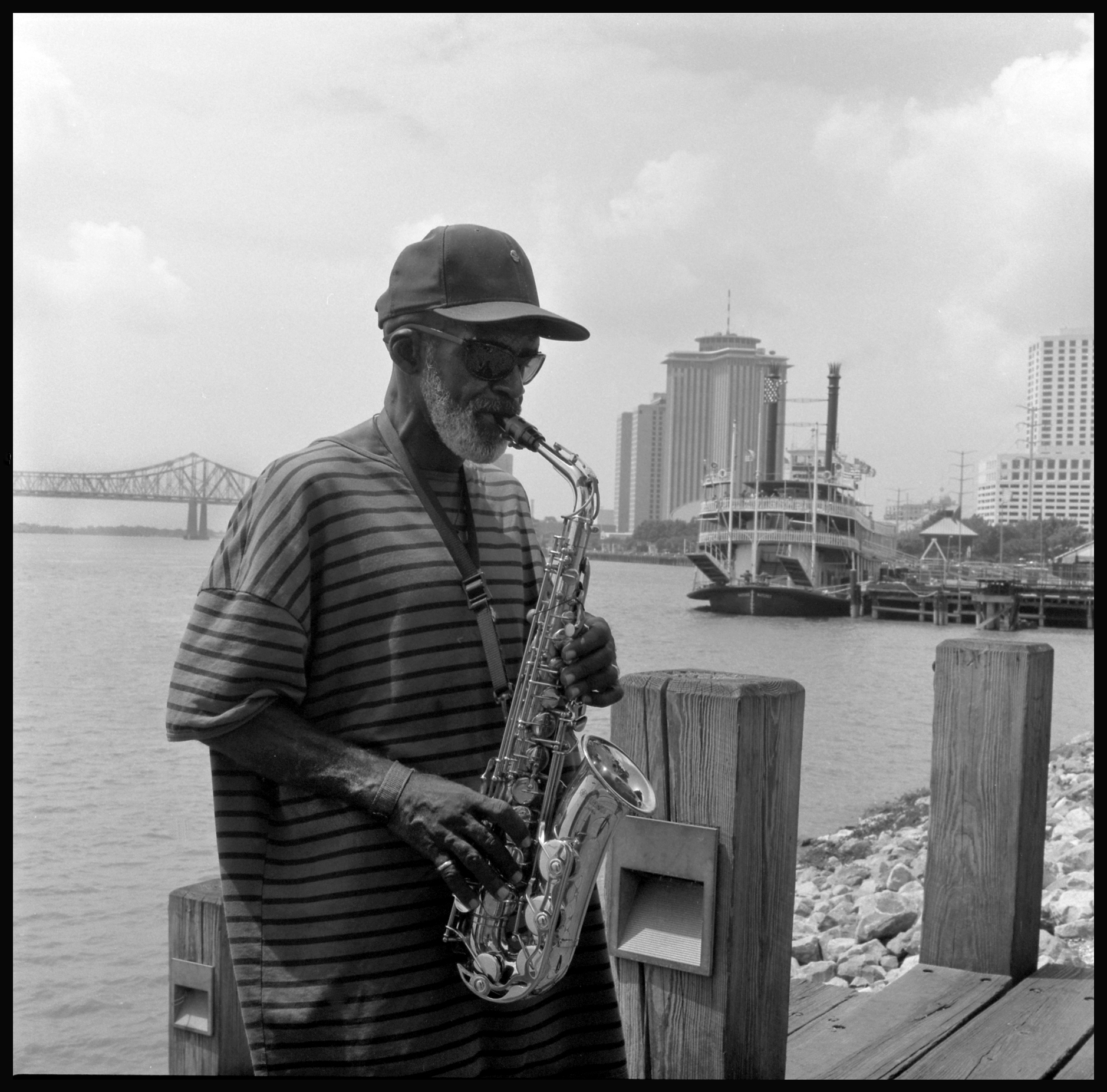 Sax On The Mississippi