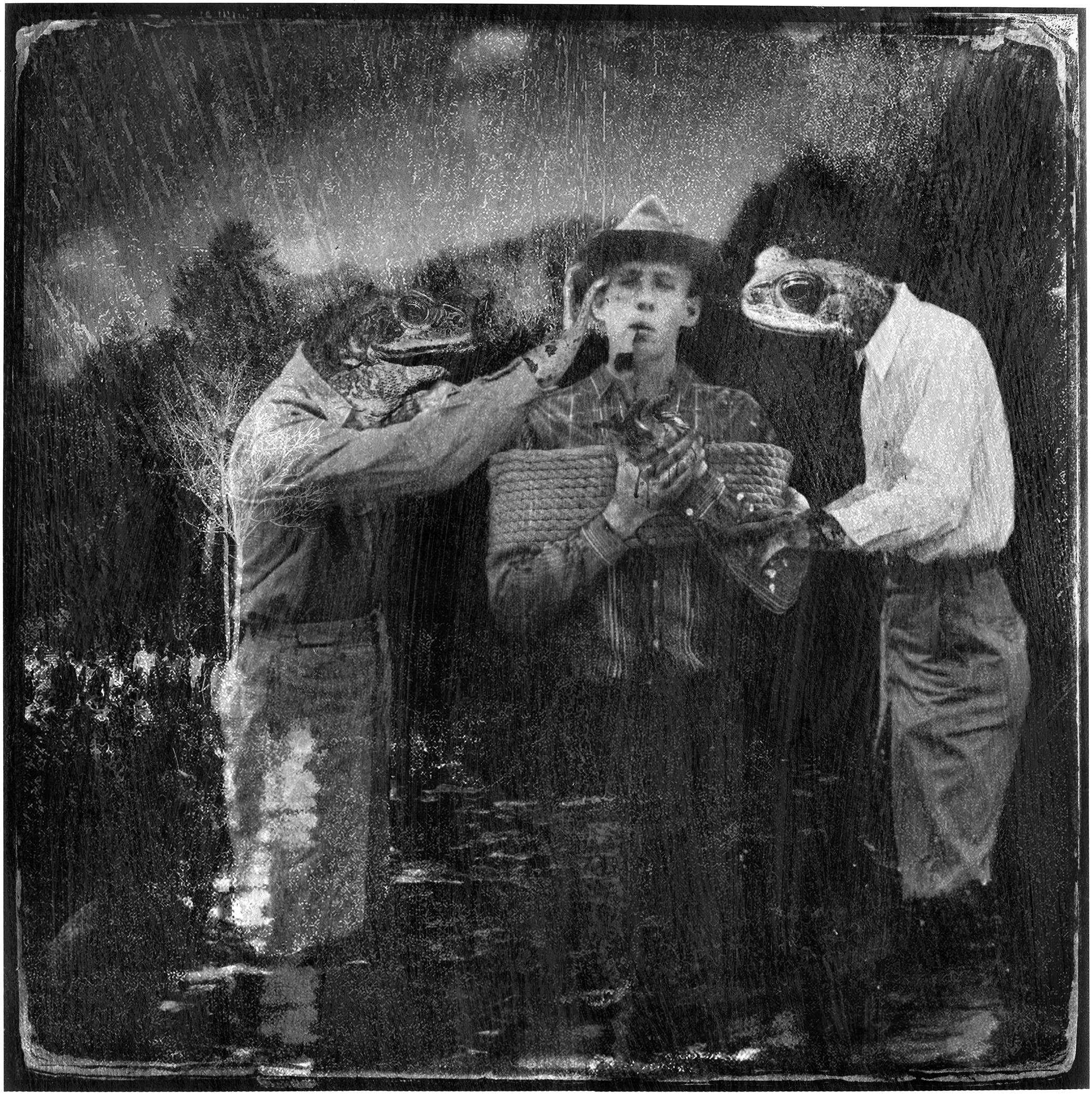 Great Uncle Ham's Final Baptism by the Frogs, 2017