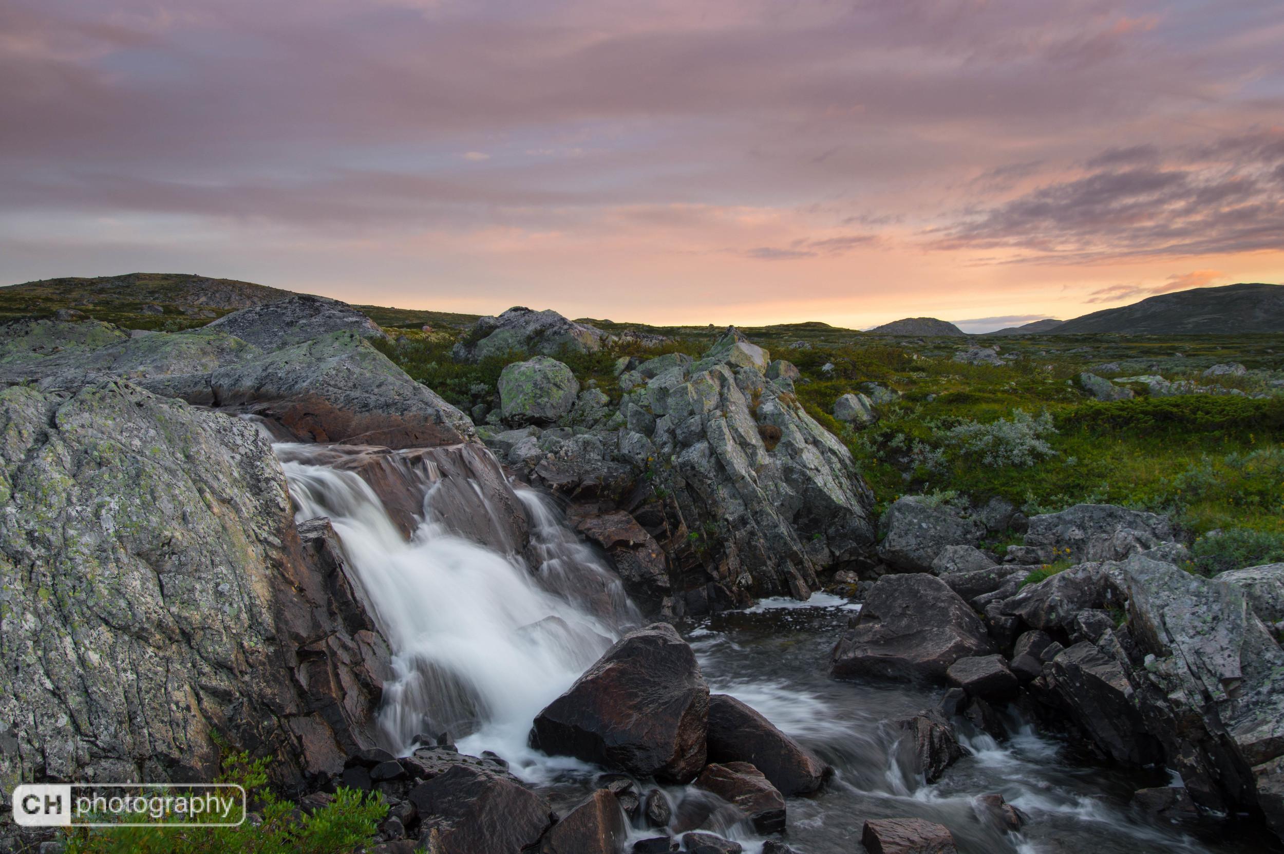 River at Hardangervidda