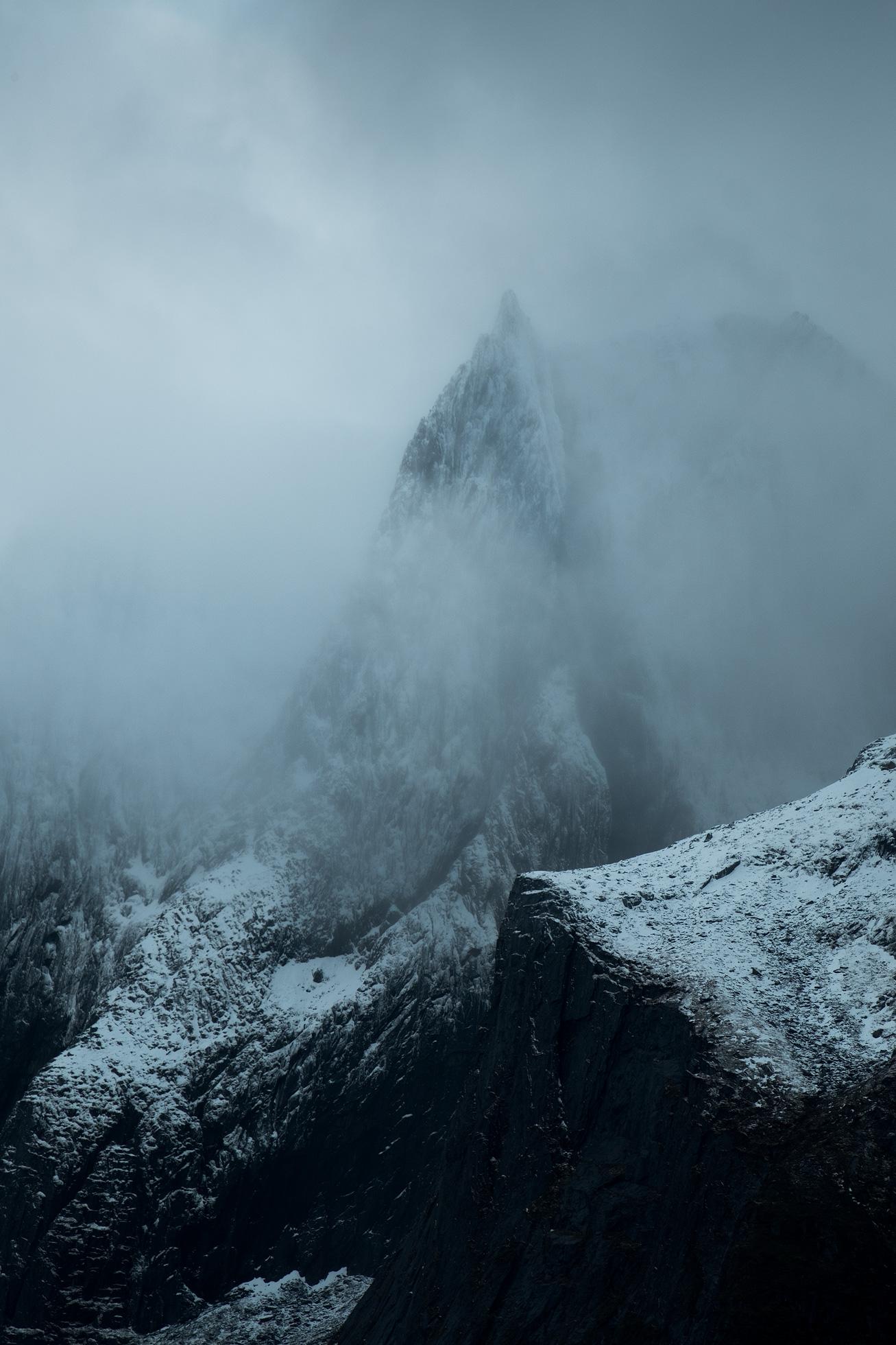 Peaks of Arctic Europe