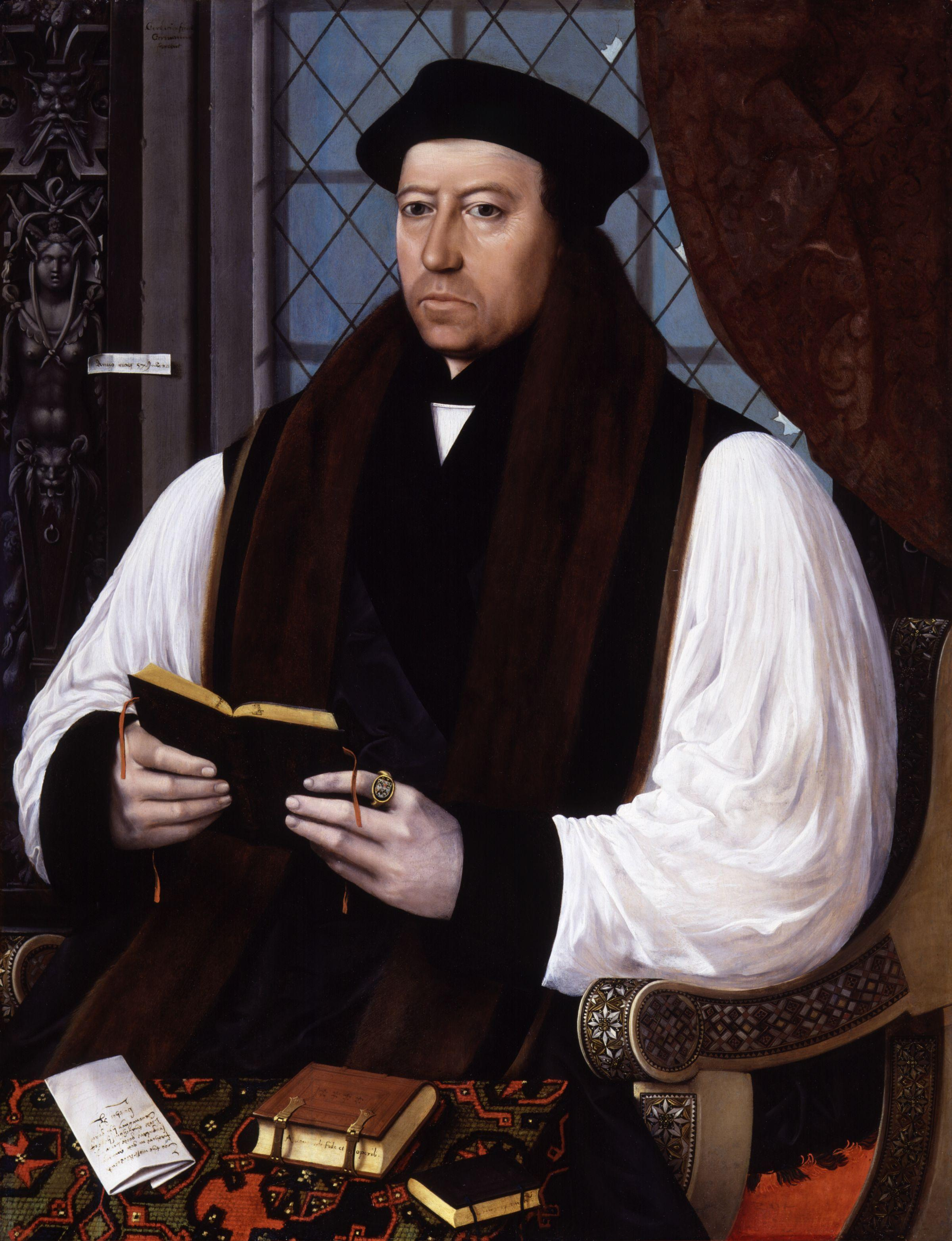 Thomas Cranmer, Archbishop of Canterbury and Martyr