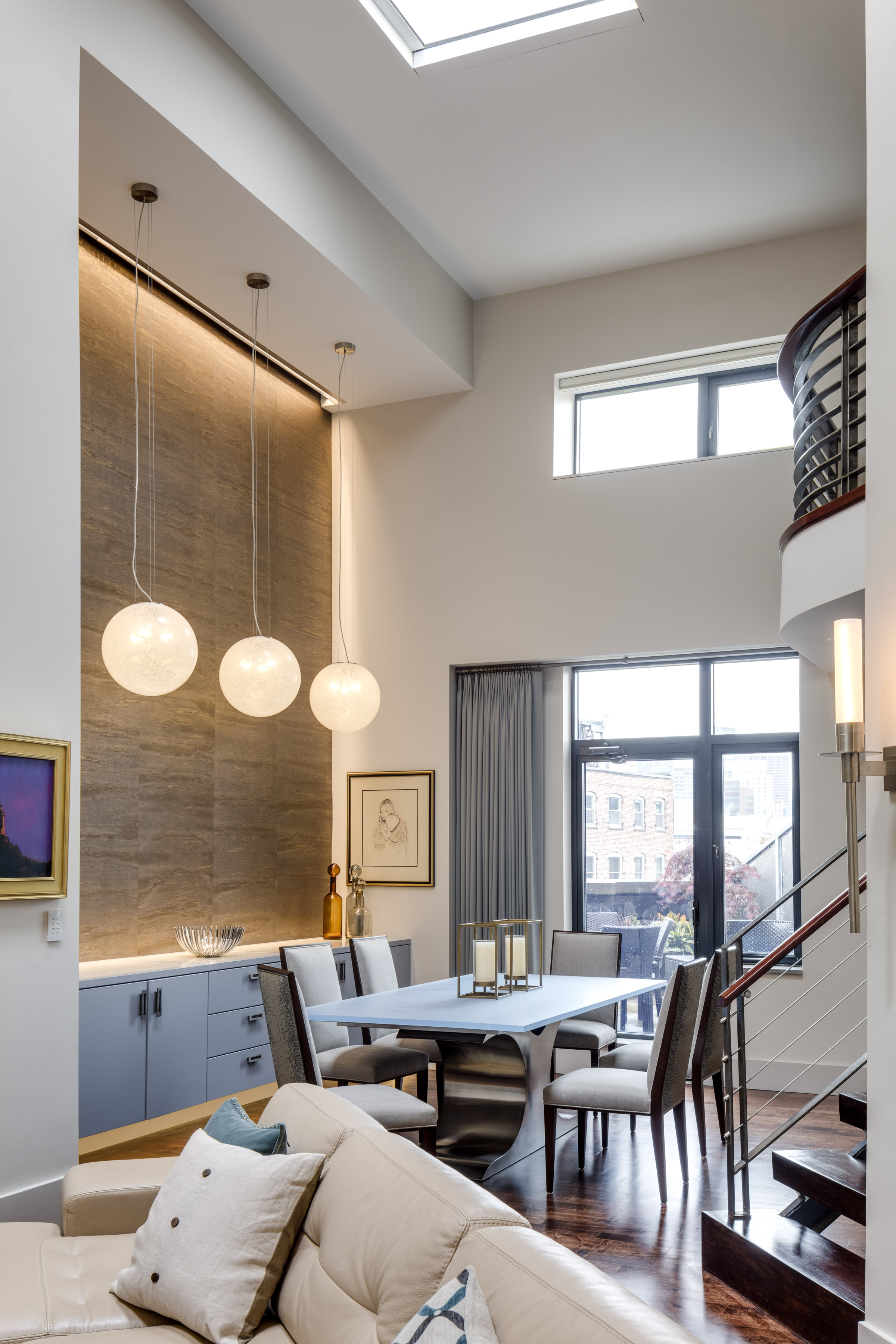 Loft Residence - South End, Boston