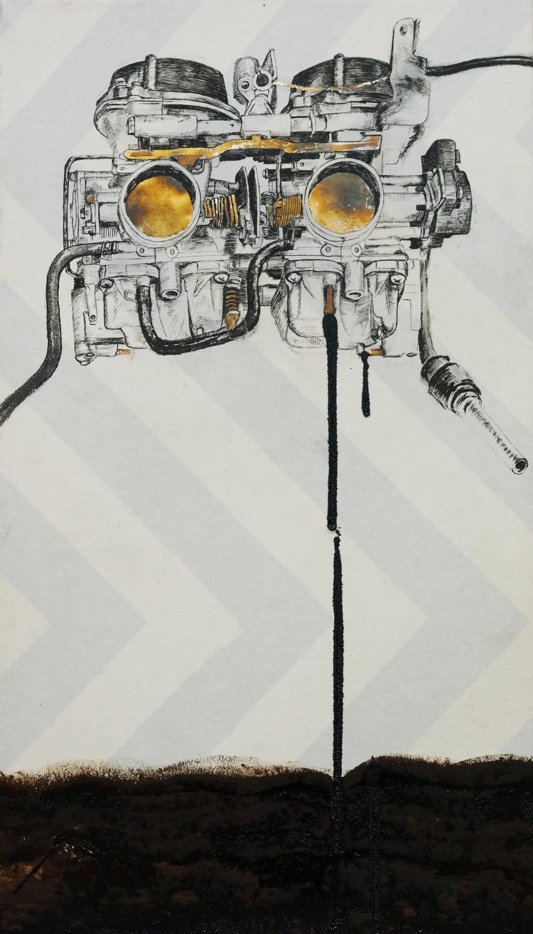 Carburetor (Loop) / キャブレター(循環)