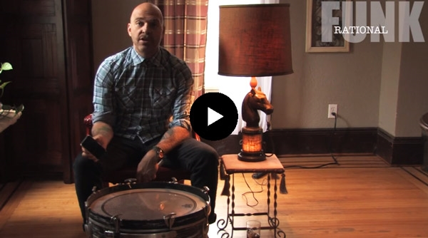 """RATIONAL FUNK with Dave King  We've finally seen fit to bring mybandmate, homeboy, and accomplished drummer/composerDave King'sversion of an """"instructional"""" video series to YouTube.It's not what you think. Check it ."""