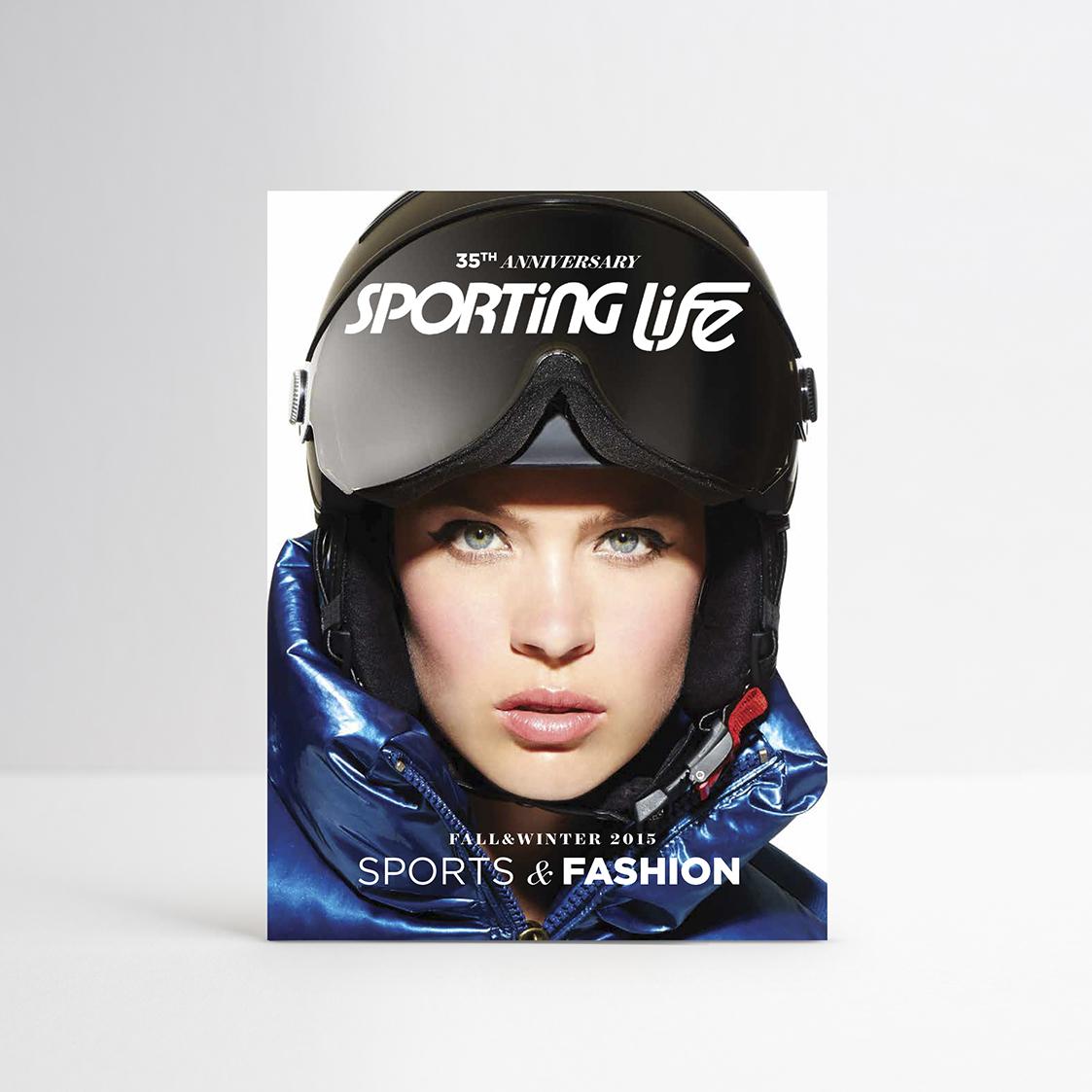 Sporting Life Fall/Winter 2015 Magazine