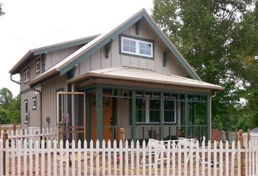 beekeeper's bungalow in north carolina