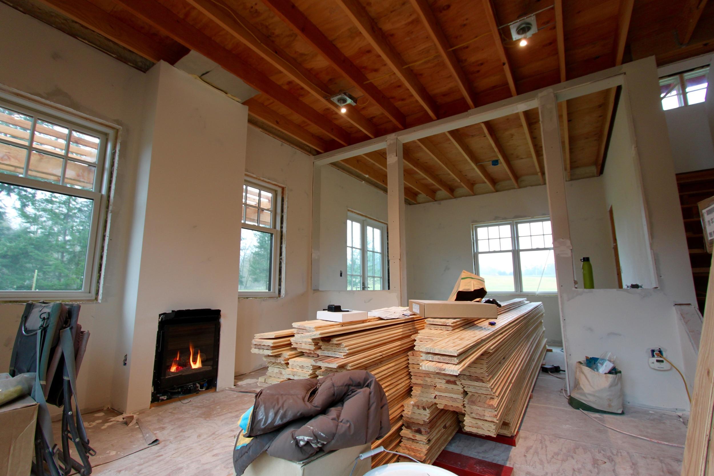 valor seantor fireplace