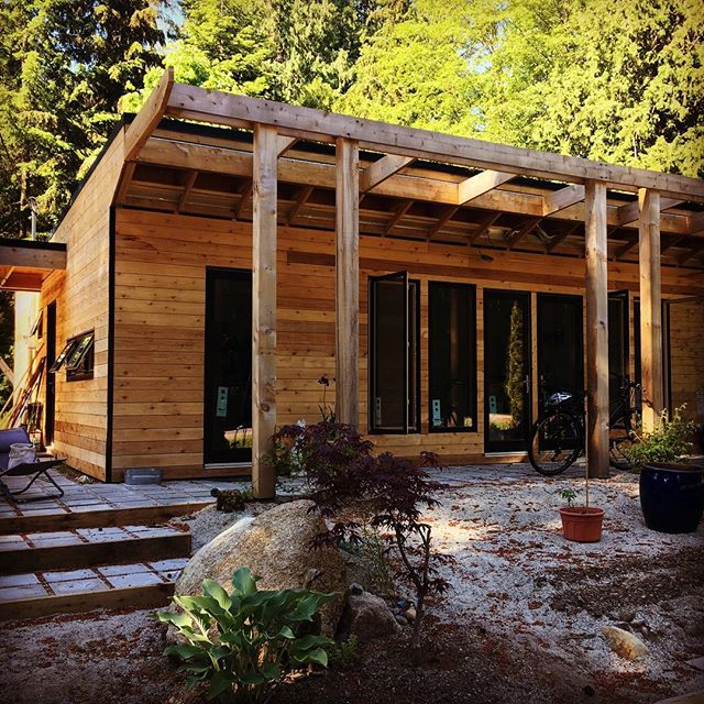 #smallhouses #smallhouseliving #smallhousemovement Finishing the house and gardening as summer approaches...