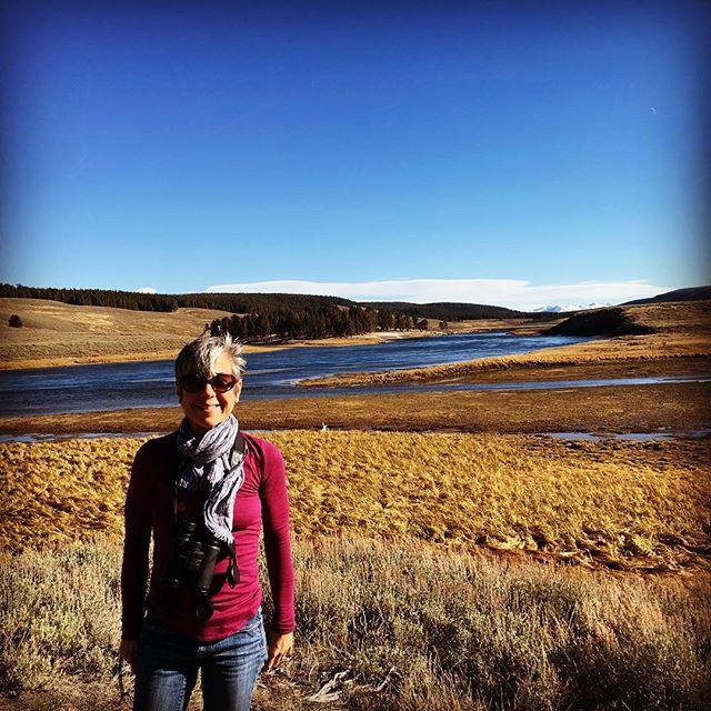 Jamie @ Yellowstone!