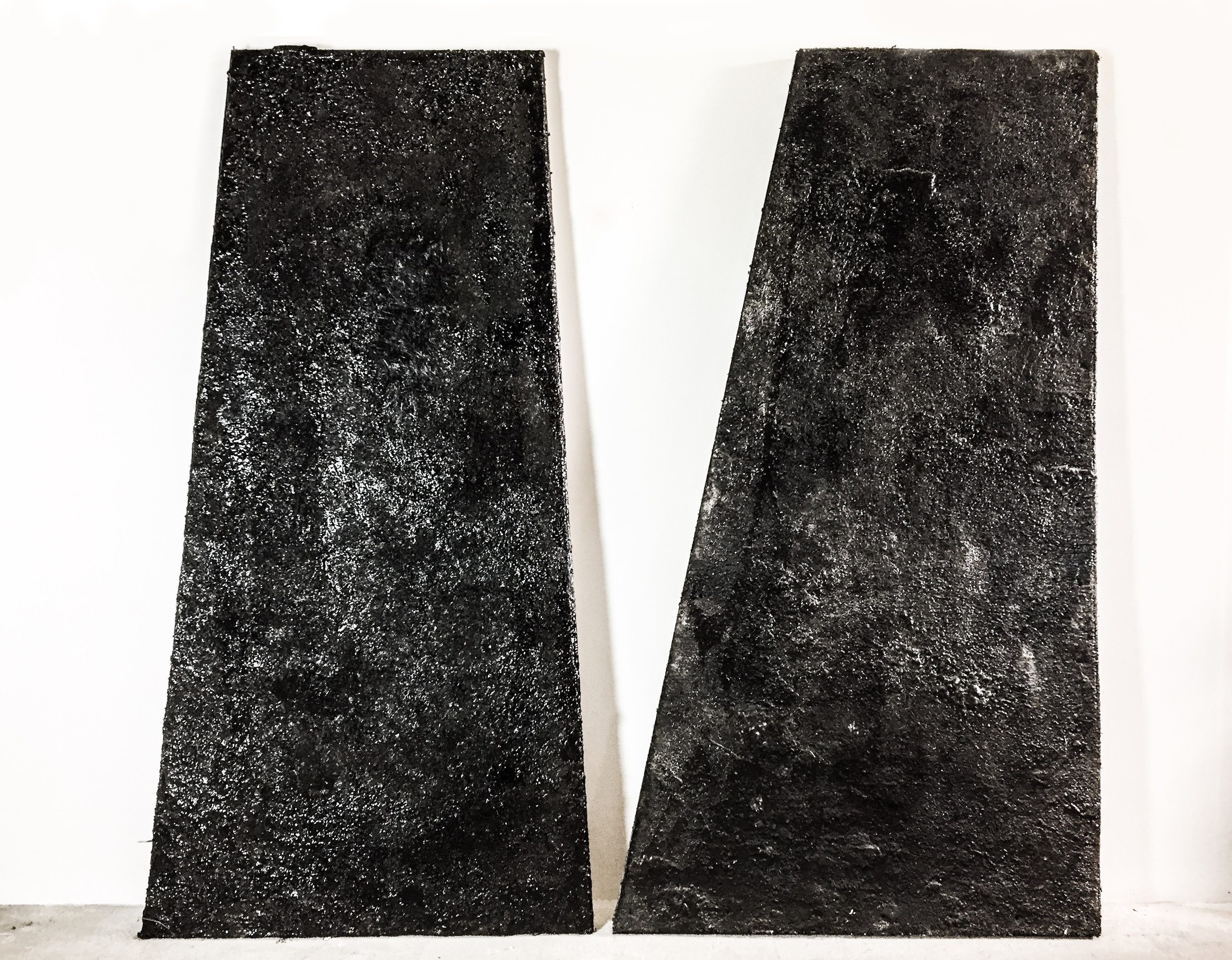 MONUMENT IV (DIPTYCH)