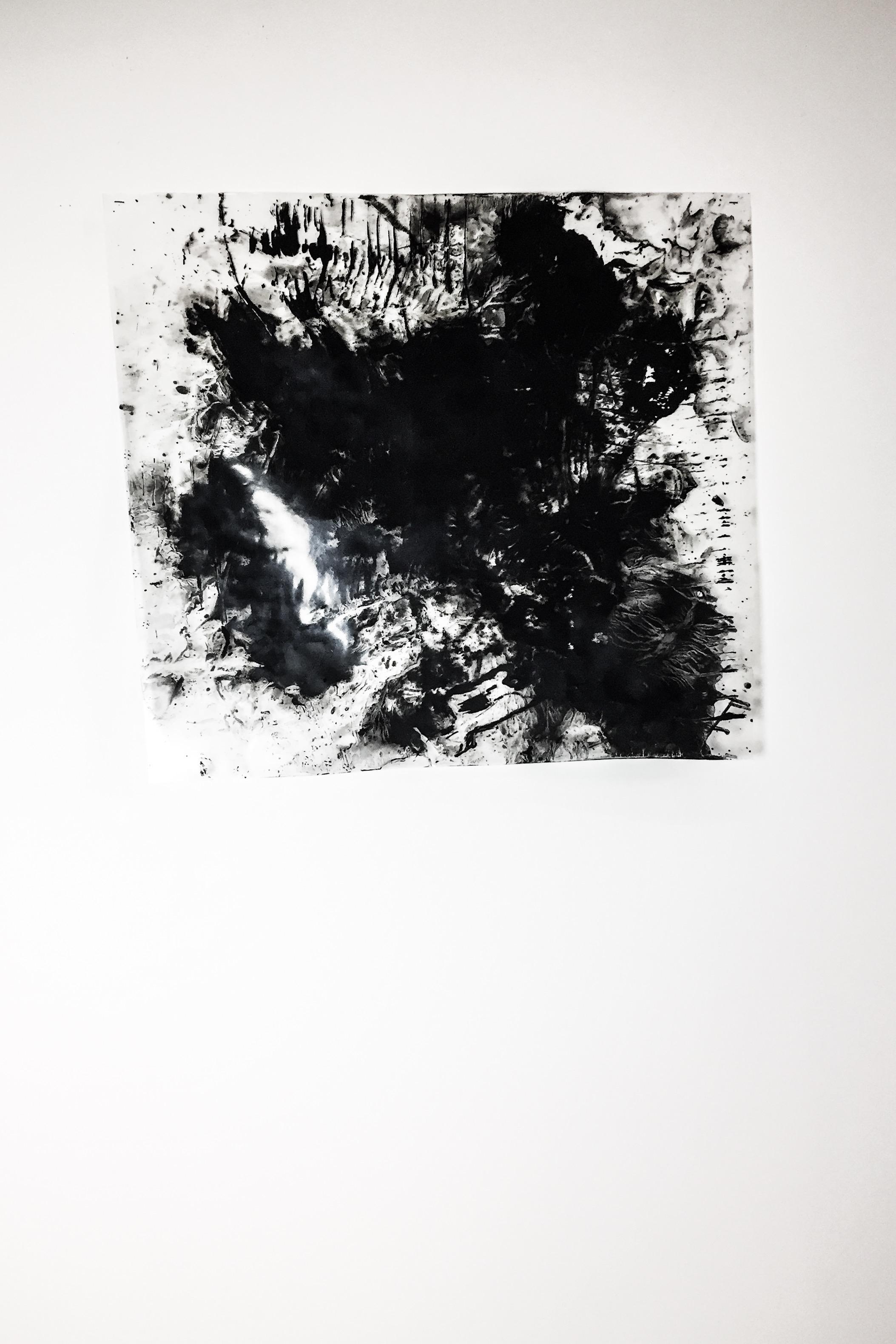 BLACK ON PLASTIC VI