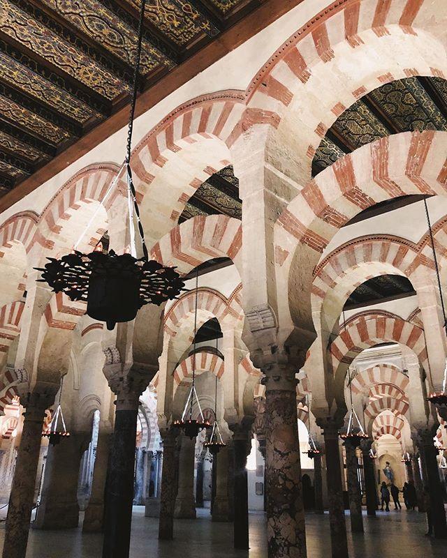 Cordoba pit stop #mezquitadecordoba #spain