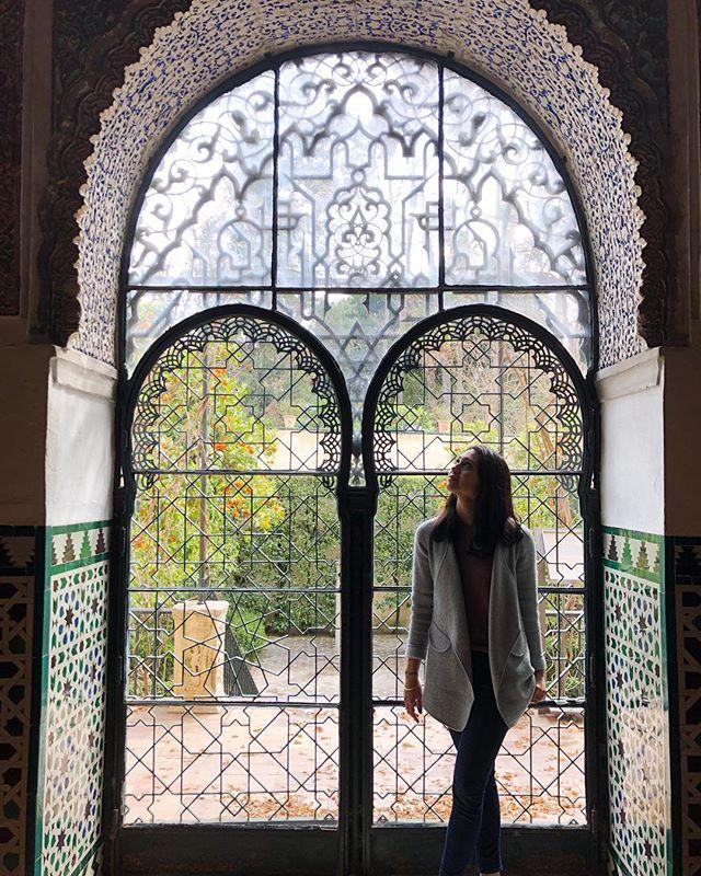 Seville, you were magical ✨ #seville #spain #alcazar #sevillecathedral