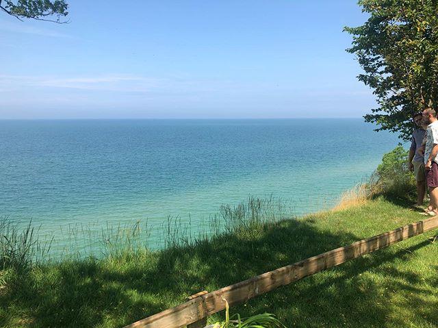 Cottage views #puremichigan #southhaven #michigansummer #nofilter