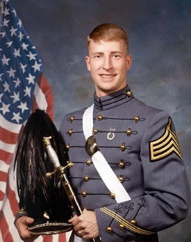 Joshua Byers, West Point Class of 1996