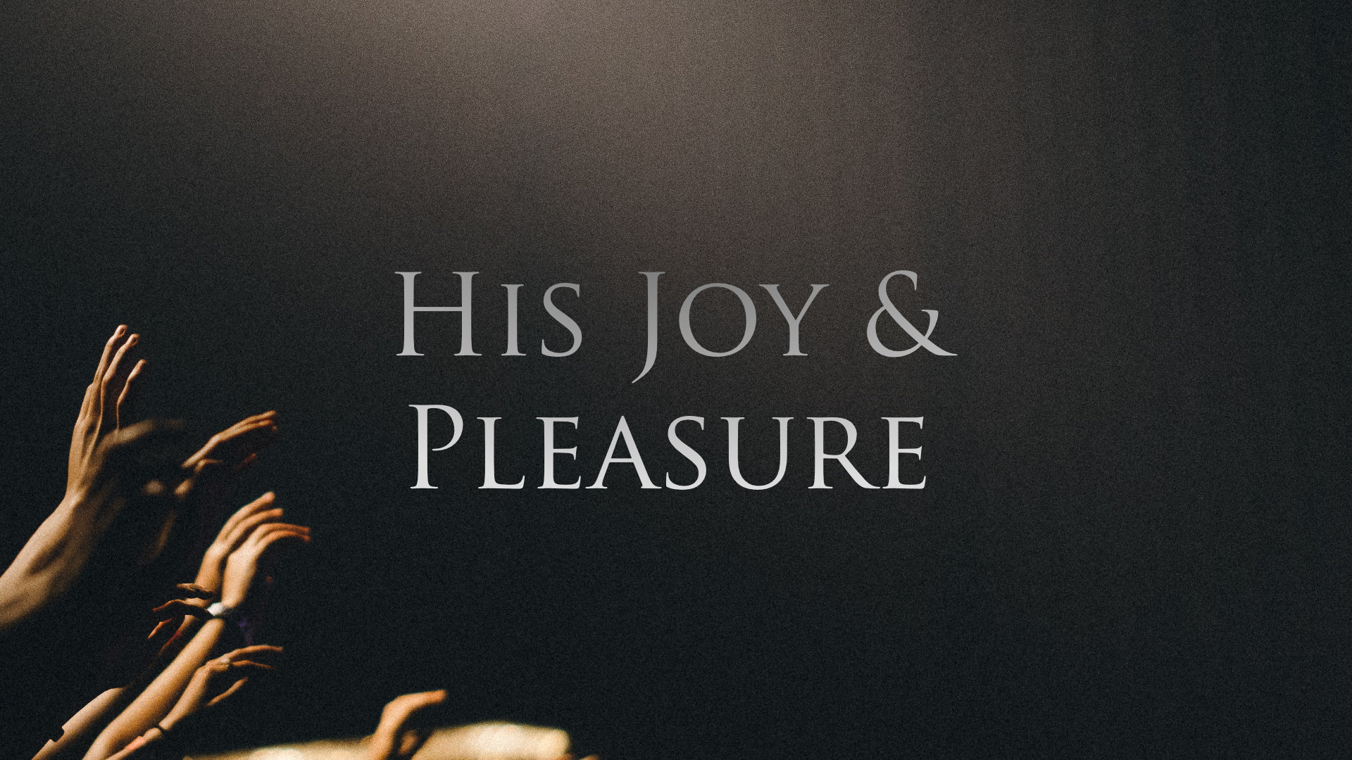 2019-08-25 His Joy & Pleasure.jpg