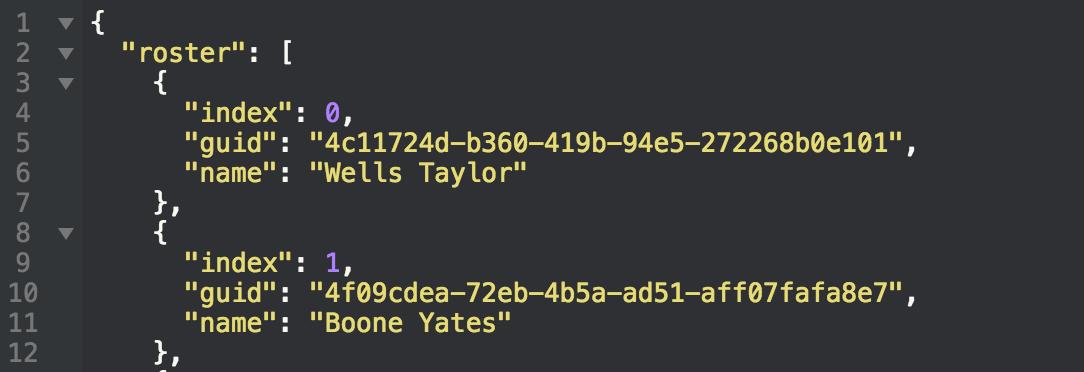 JSON Generator: Create Random, Structured JSON Mock Data