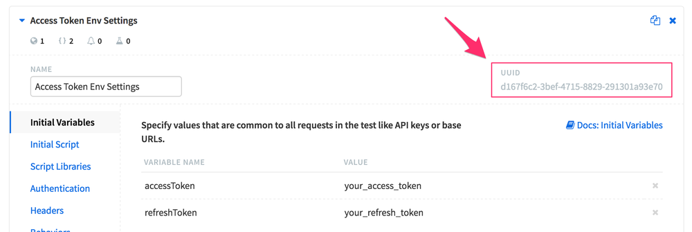 Creating a Setup Phase with Subtests: How to Handle OAuth 2