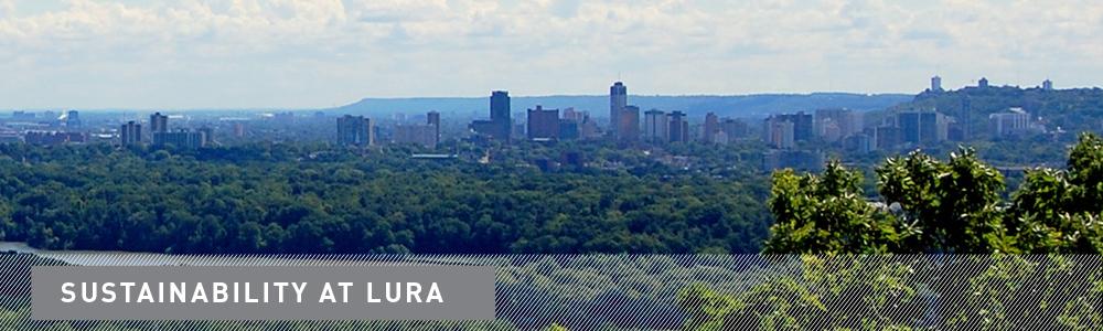 Sustainability at Lura
