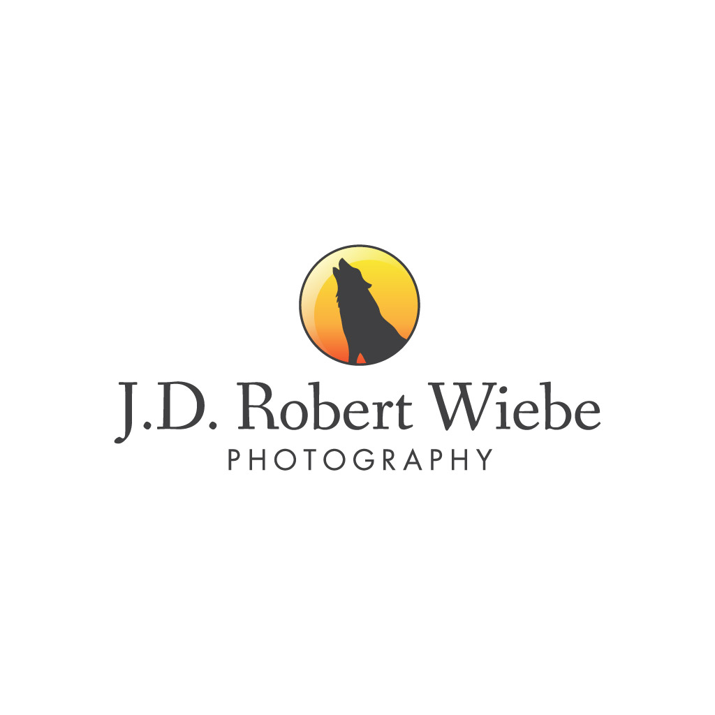 Logo: J.D. Robert Wiebe Photography