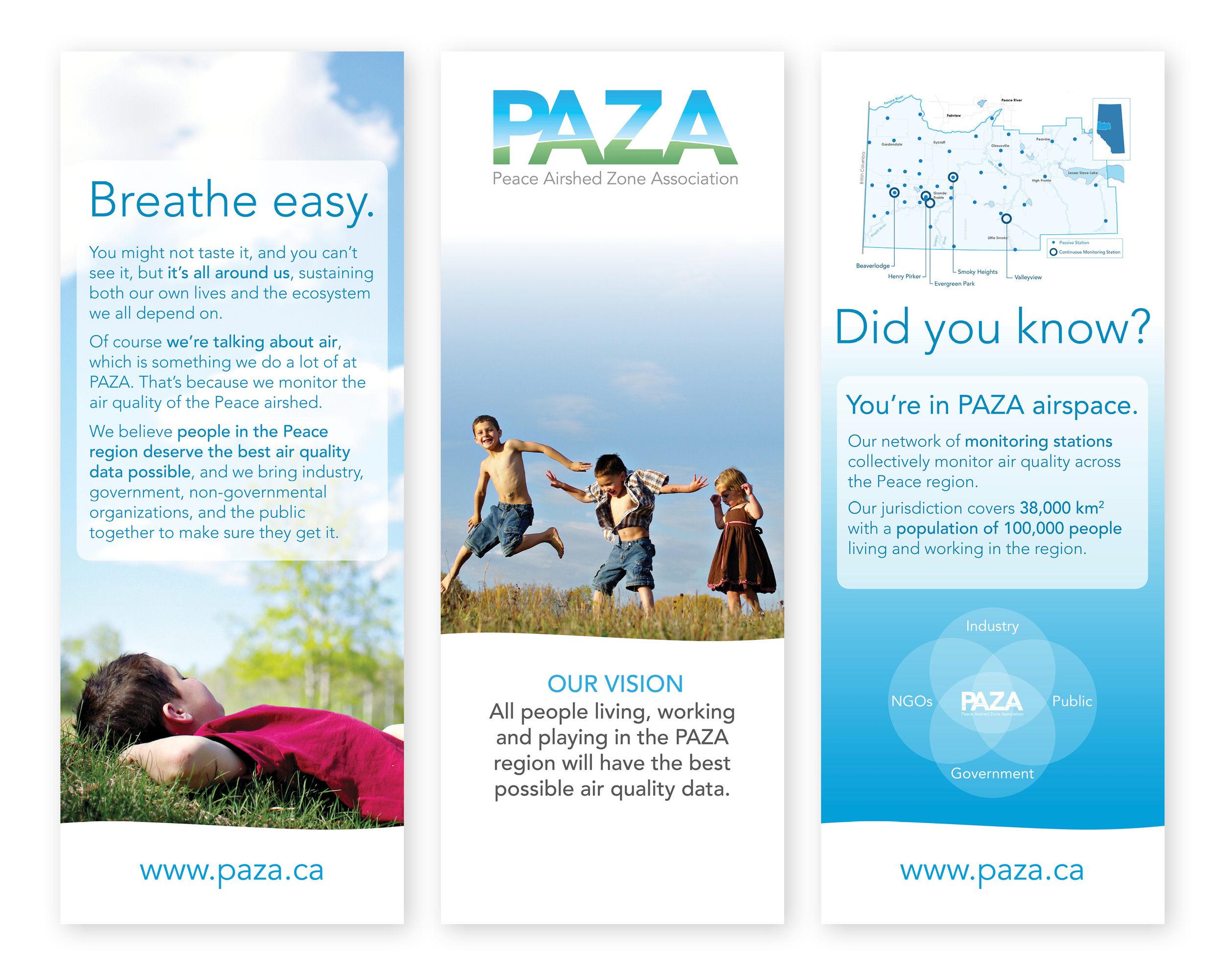 Tradeshow Display: PAZA