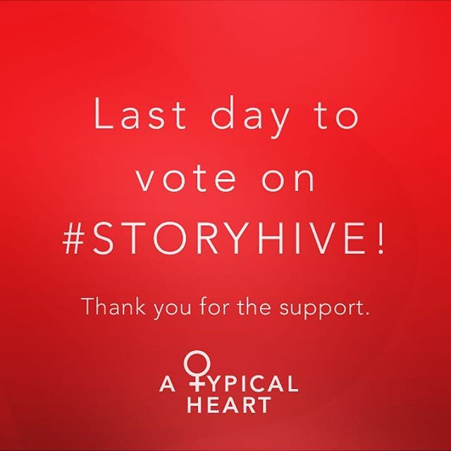 Thanks for the support! https://www.storyhive.com/project/show/id/3899