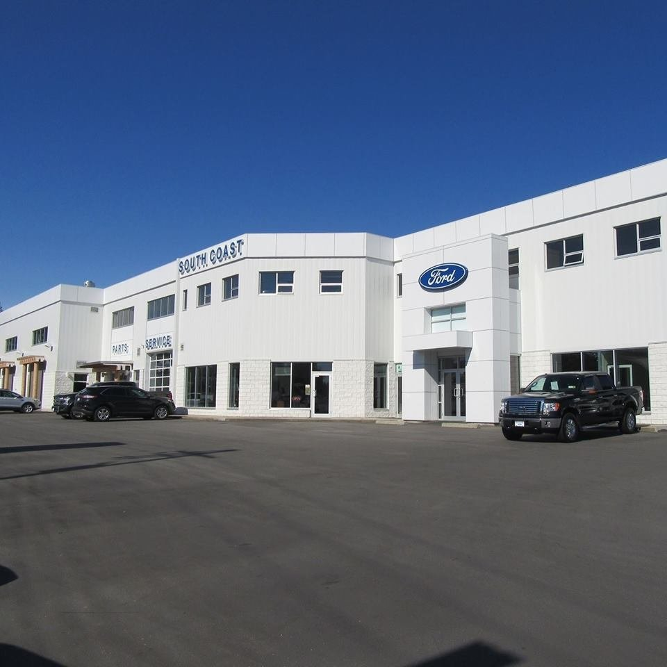 South Coast Ford's new expansion project