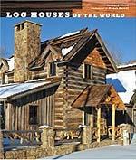As featured in  Log Houses of the World  by Richard Olsen, Radek Kurzaj