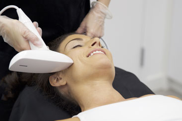 Skin resurfacing treatment -