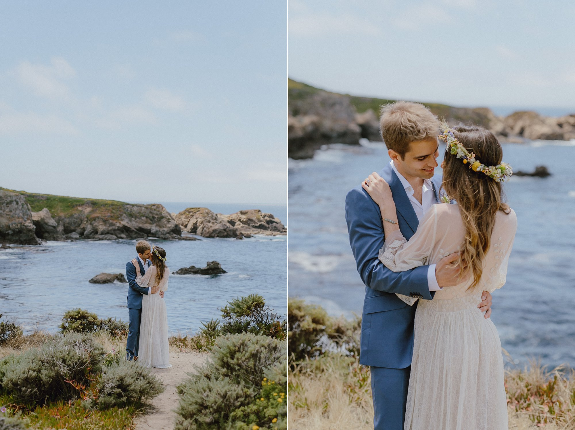 Big Sur wedding photos