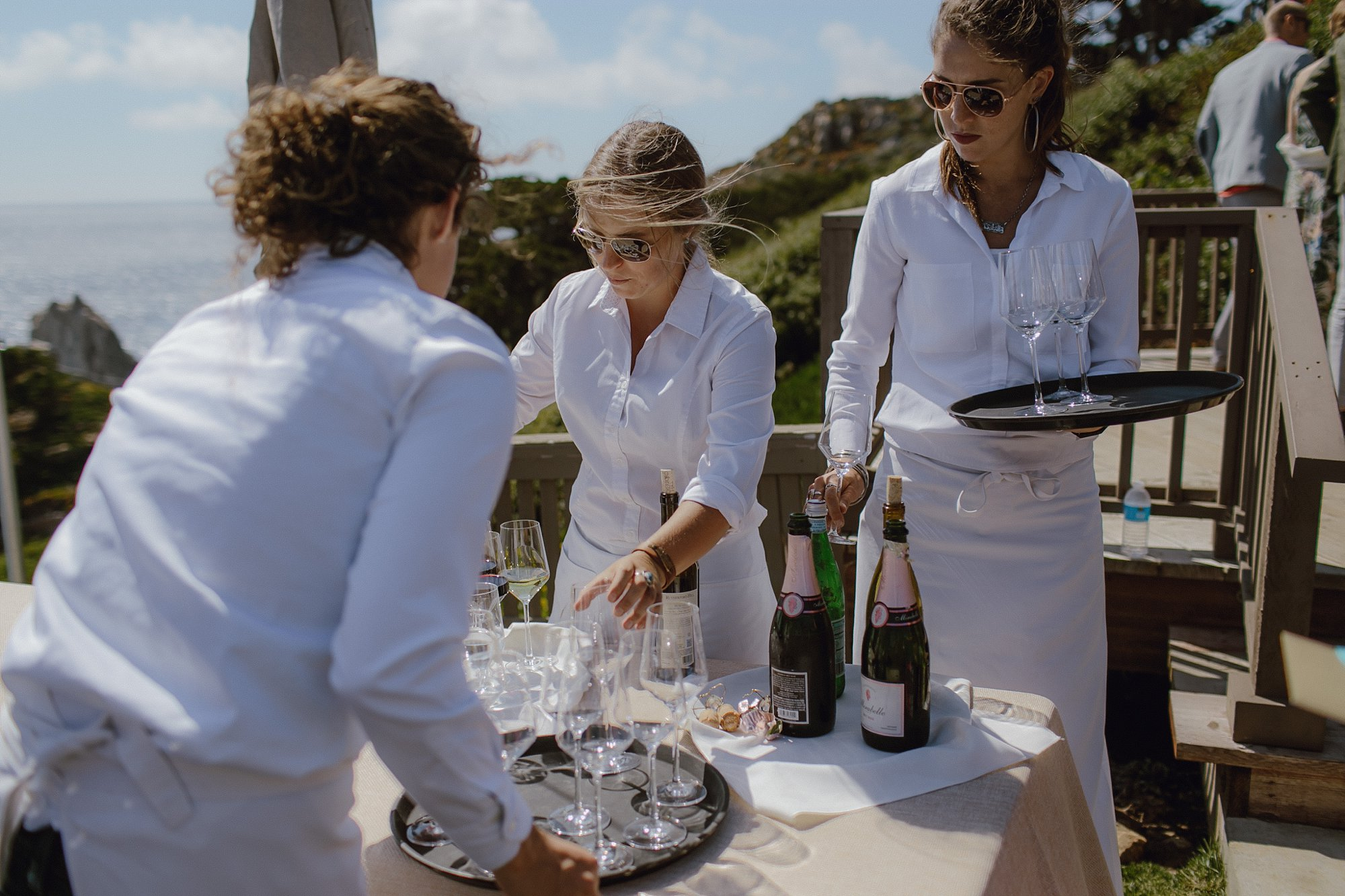 A Big Sur Affair Catering
