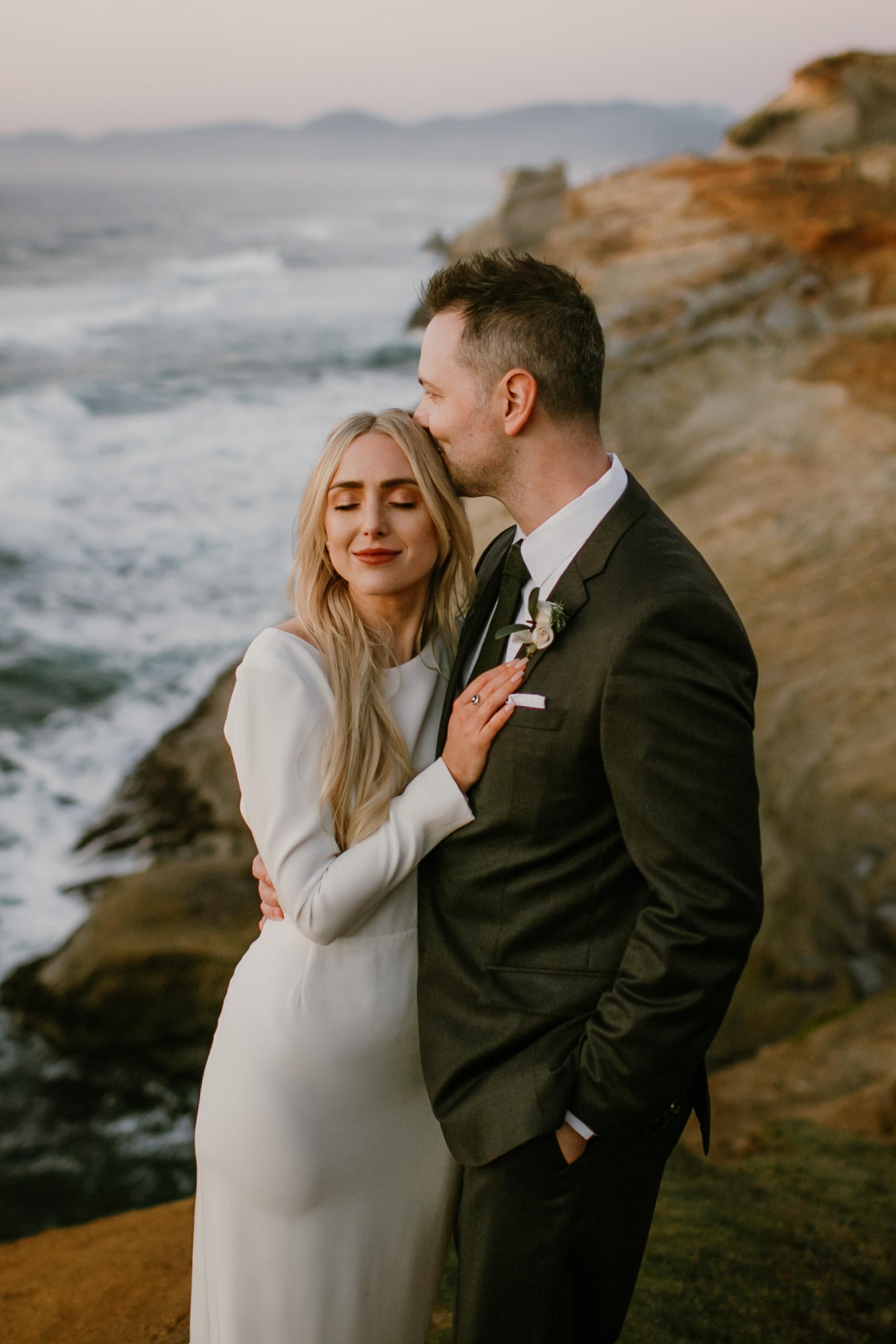 Oregon Coast Wedding    Taylor + Gabriel    View Post
