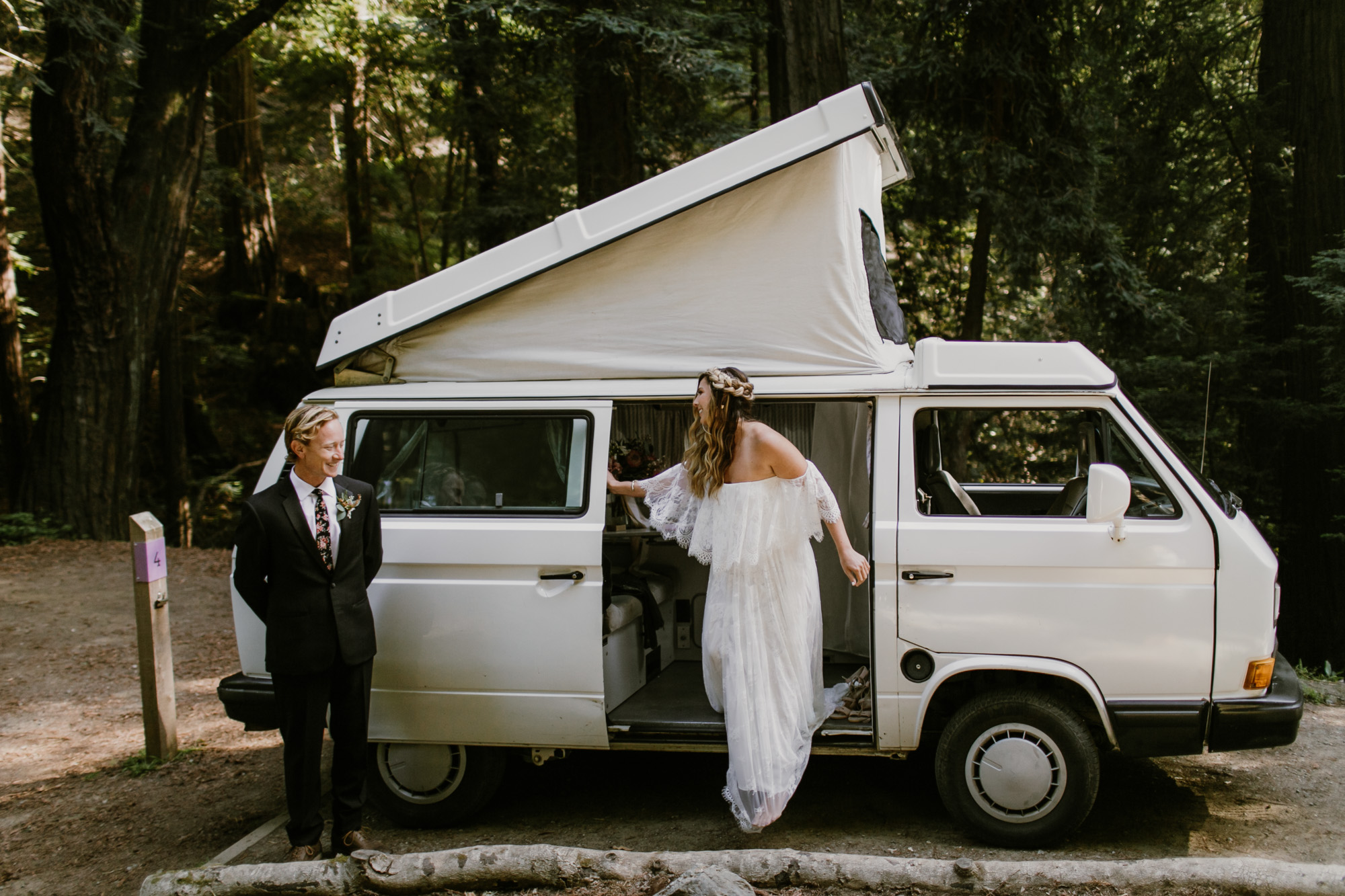 Kelsey + Eli's wedding at Ventana Big Sur