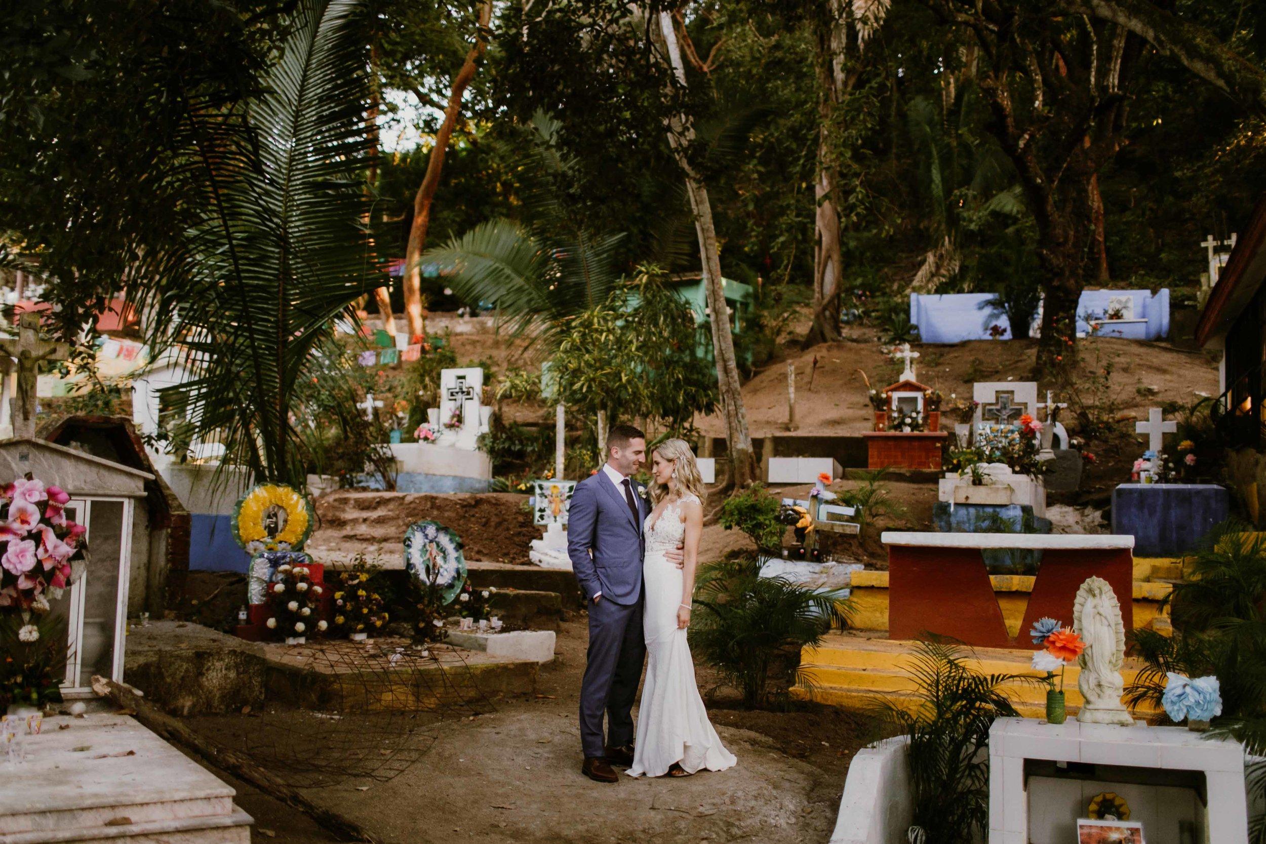 Destination Wedding at Don Pedro's in Sayulita Mexico