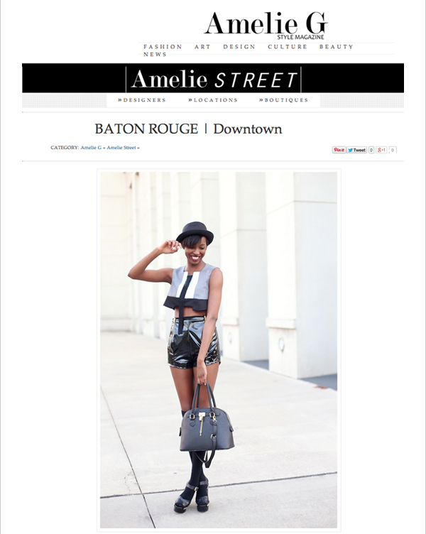 Amelie G- Street Style