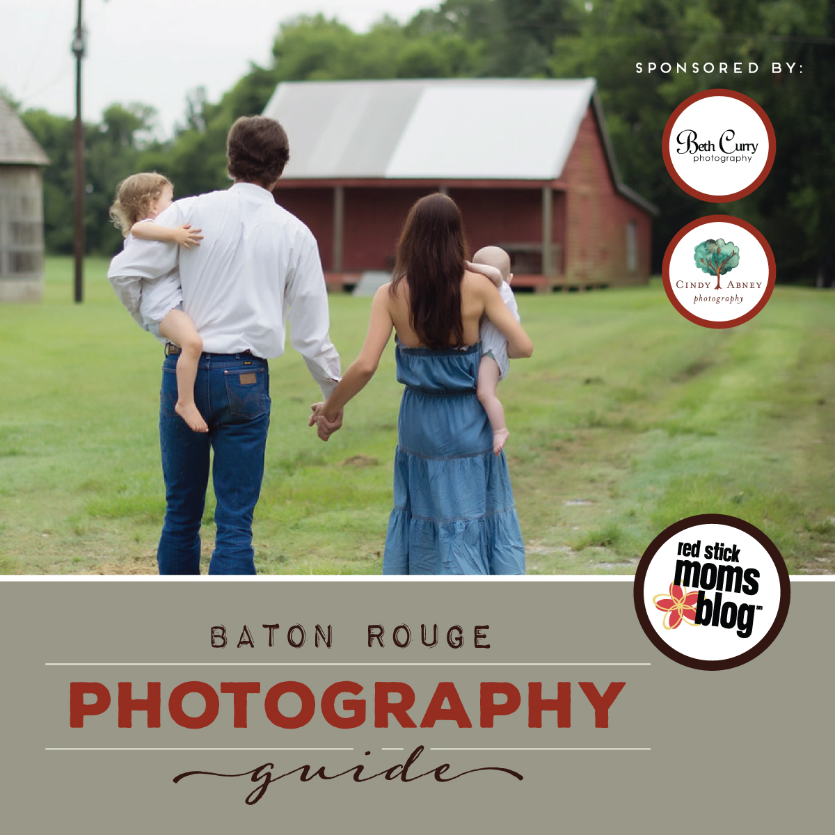 Listed on The Guide to Baton Rouge Area Family Photographers -