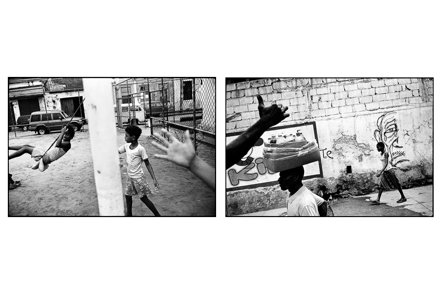 Here/There: Diptychs