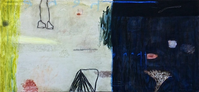 "ever    ything is there    24"" x 48"""