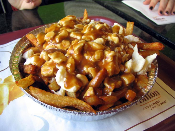 Canada's artery clogger - the infamous poutine