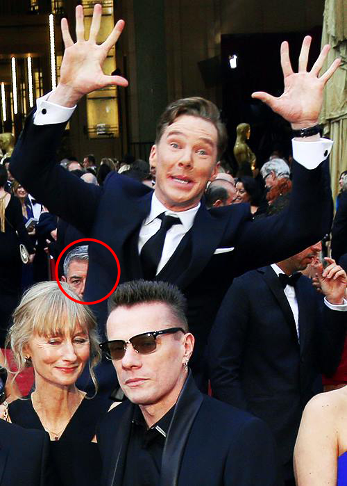 Murph has your number, Cumberbatch...