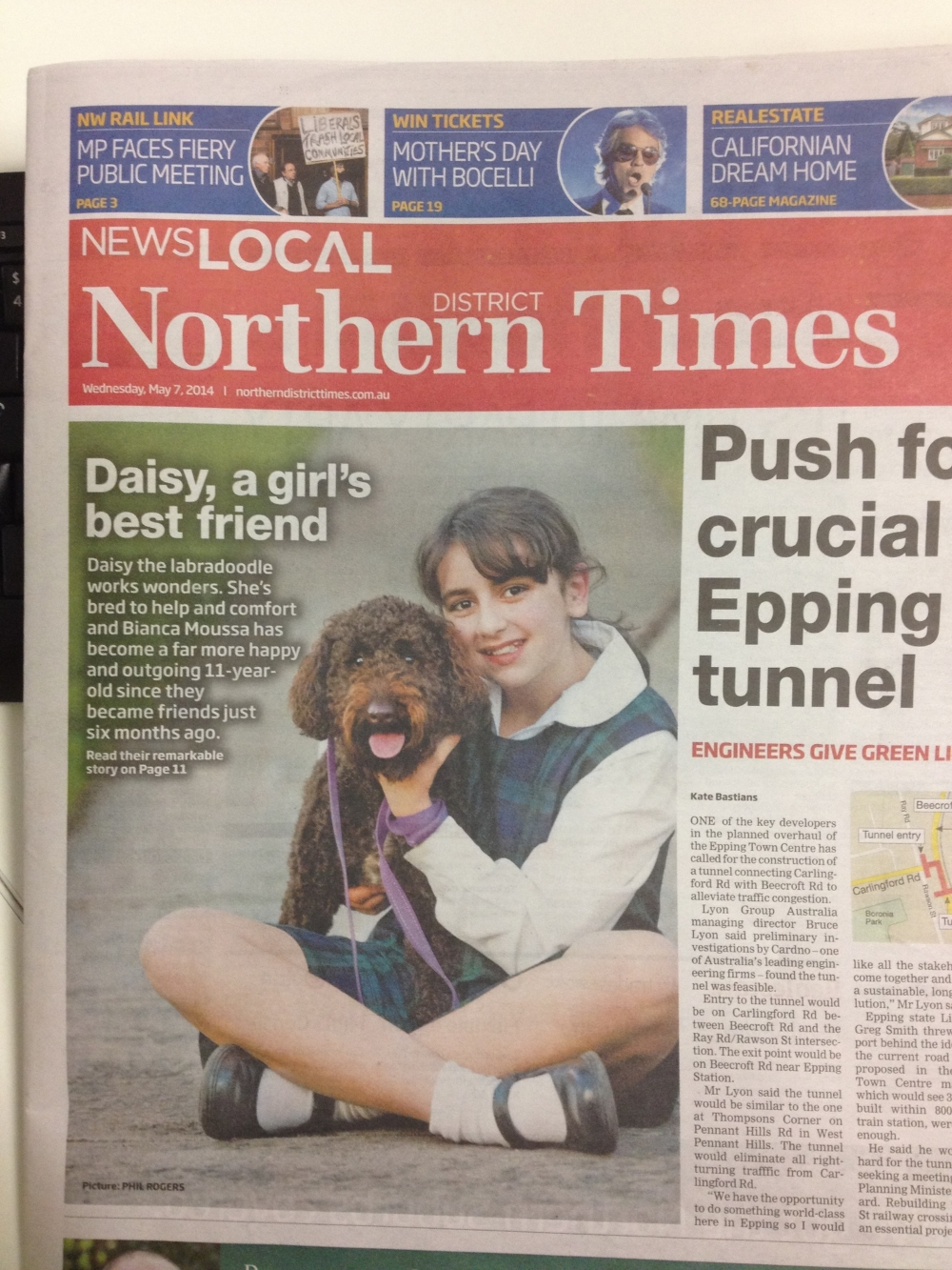 Northern District Times - May 2014