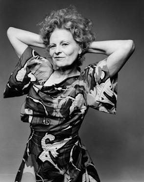 Vivienne Westwood, doin it her way