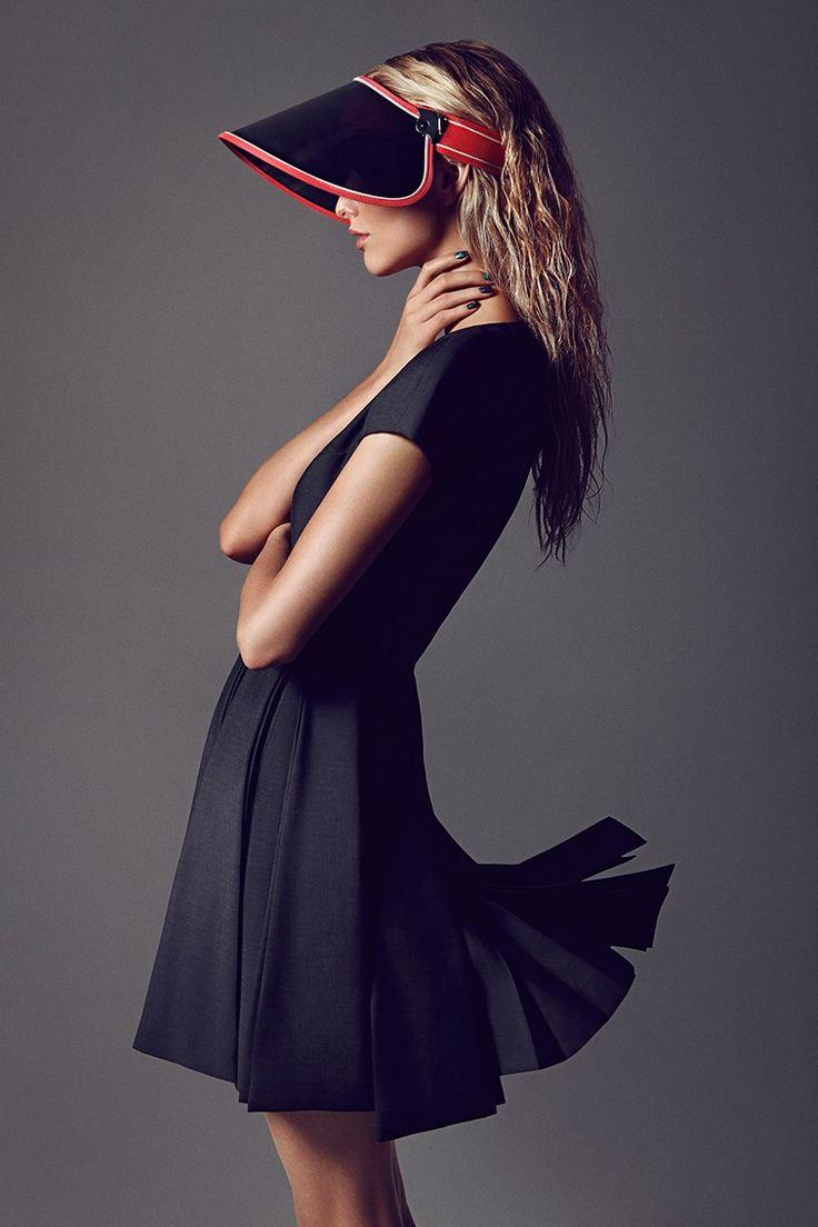 Michaela Kocianova Poses for Branislav Simoncik in Top Fashion Magazine.jpg