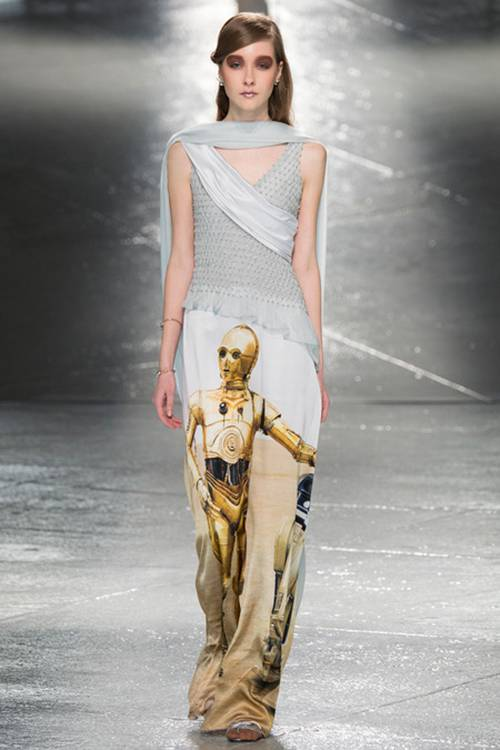 Rodarte Fall2014. Hard to beat but I think Puppy's got what it takes
