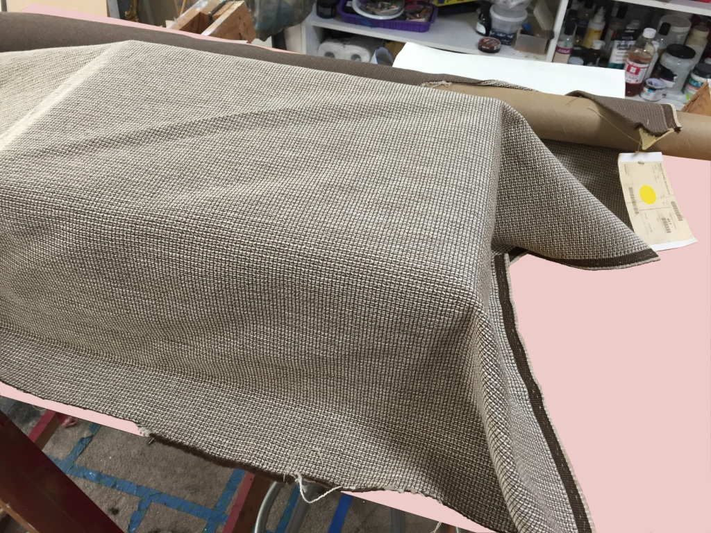 Proper - upholstery fabric