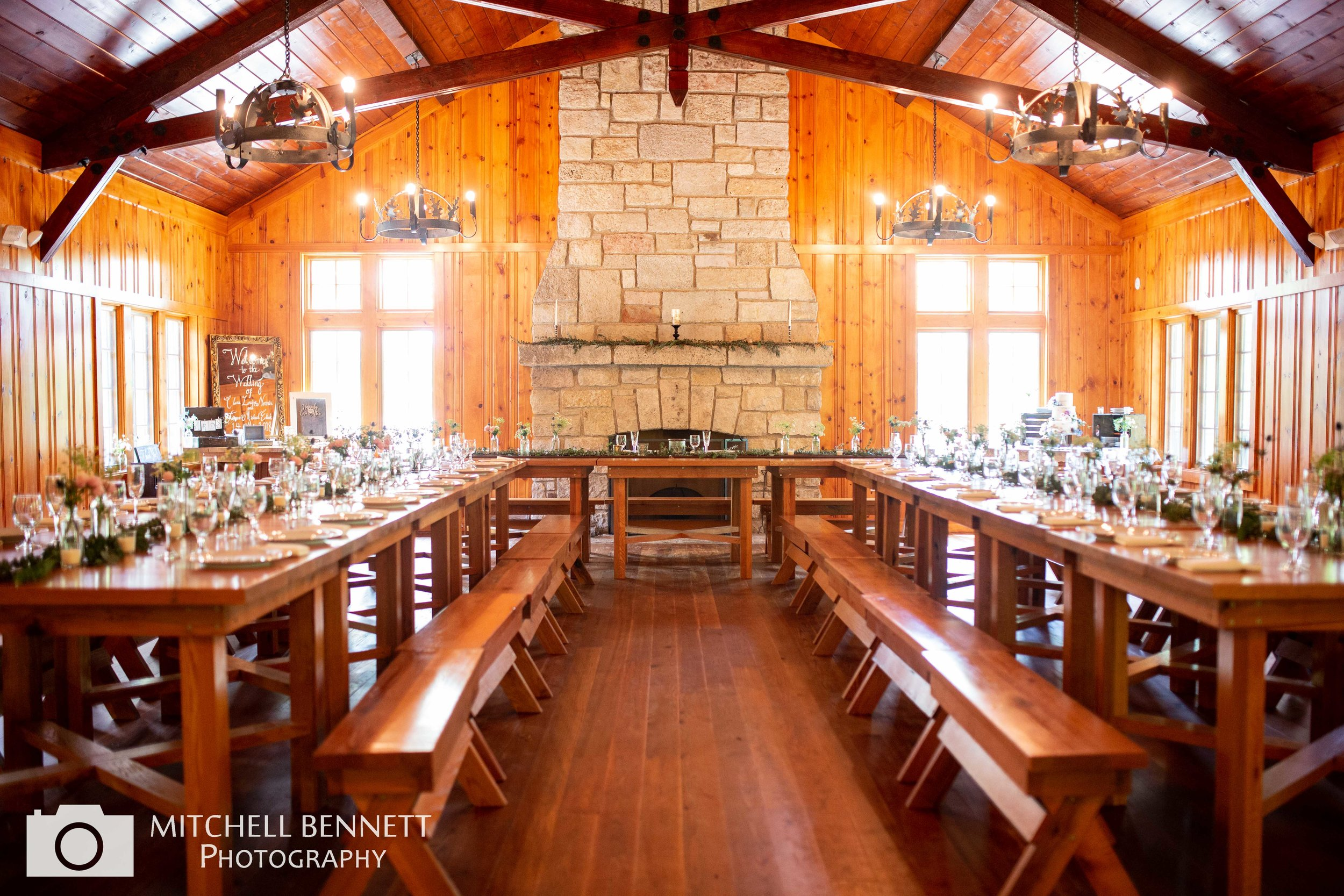 Pin Oak Lodge Wedding Venue