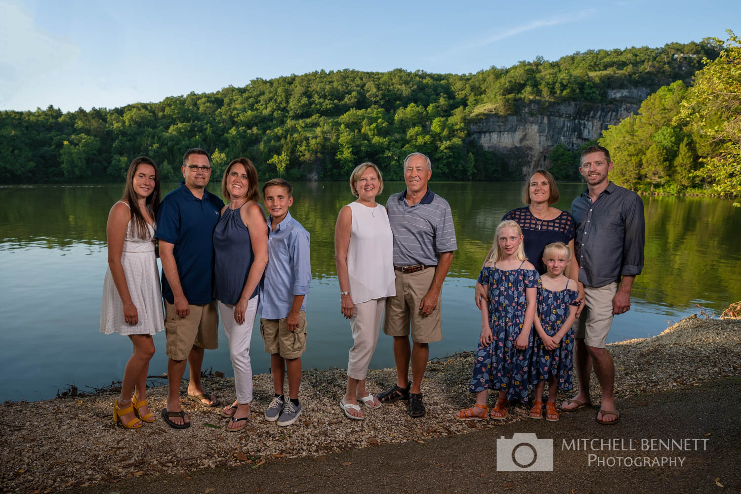 Lake of the Ozarks Family Photo Location