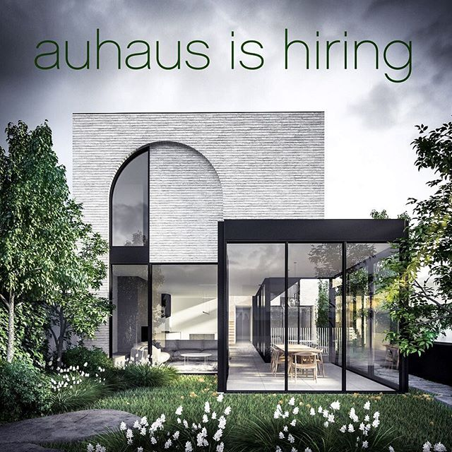 Auhaus is looking for an experienced graduate with Constuction documentation experience to join our Richmond team. Check the careers tab of our website for details. #WorkWithAuhaus #auhaus