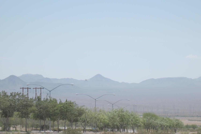 Landing, Las Vegas